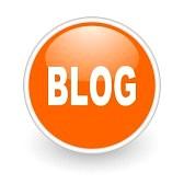 17761209-blog-orange-circle-glossy-web-icon-on-white-background